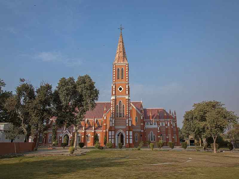 Churches Tour in Multan, Punjab, Pakistan