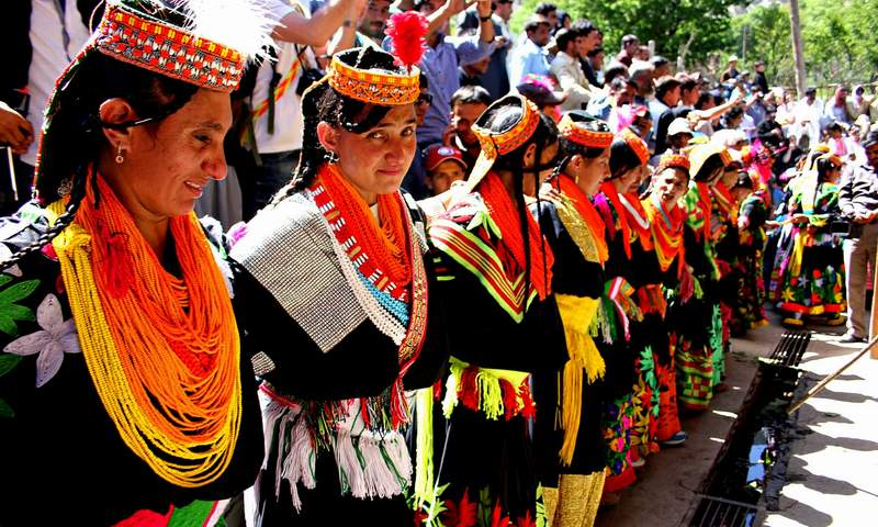 Explore Kalash Valley in Hindukush Mountains