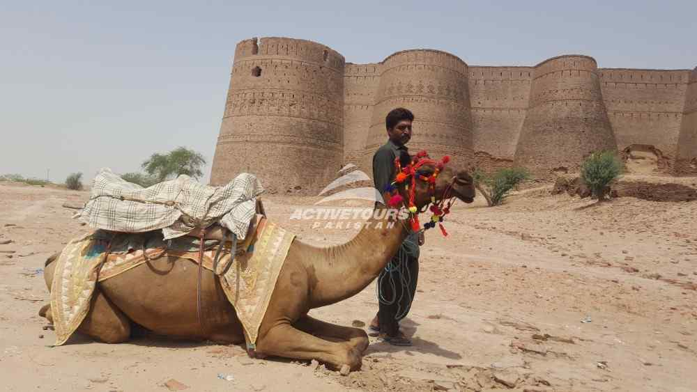 Pakistan Desert Adventure,