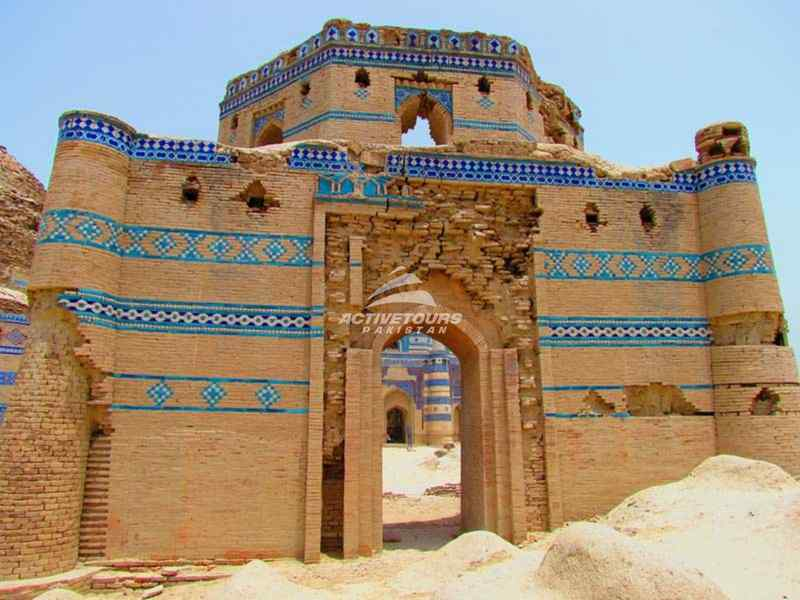 Shrines of Uch Sharif Visit