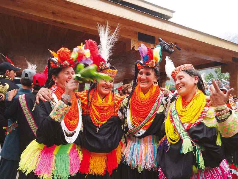 Spring Festival in Kalash Valley