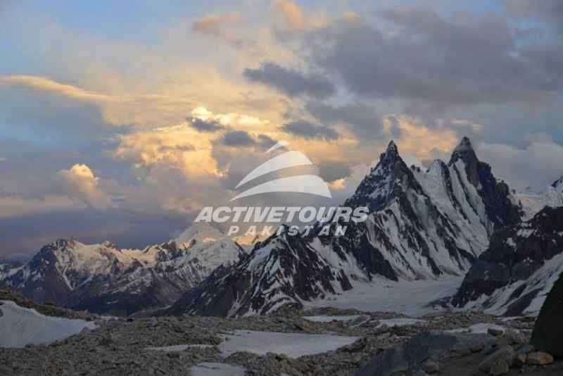 trekking Biafo Hispar North Pakistan