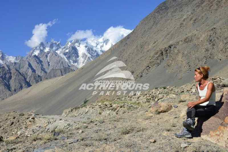 Trek to the highest altitude Rush Lake in Pakistan