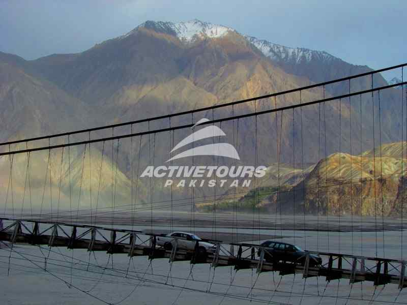 history of Baltistan, Travel information for visiting Gilgit-Baltistan