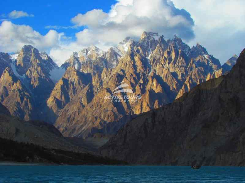 Discover the beautiful remote Valley of Shimshal Village