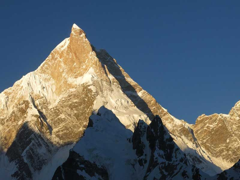Expedition to Masherbrum