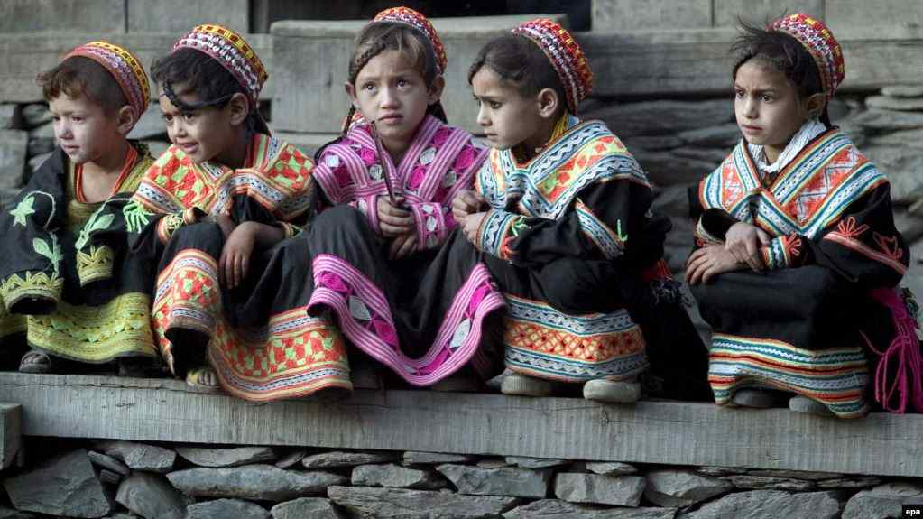 Meet Kalash People