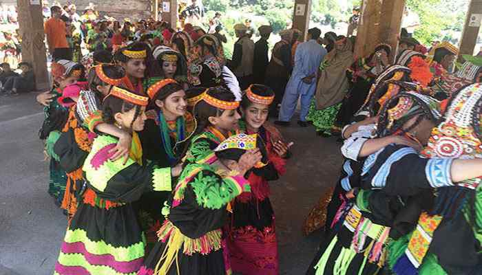 Visit Chilimjosht or Joshi Festival Kalash Valley Pakistan