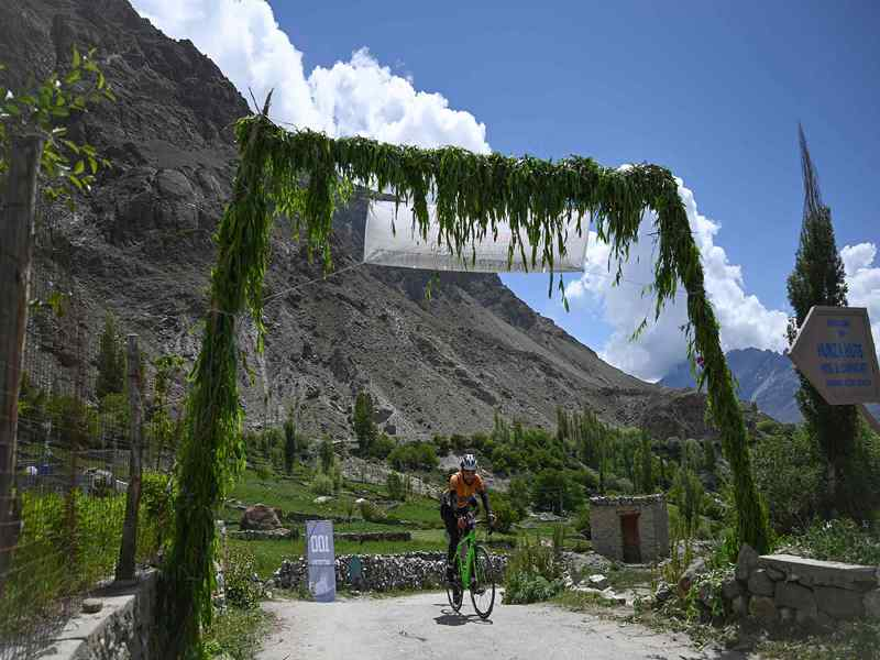 Naran, Kaghan Valley Bike Tour