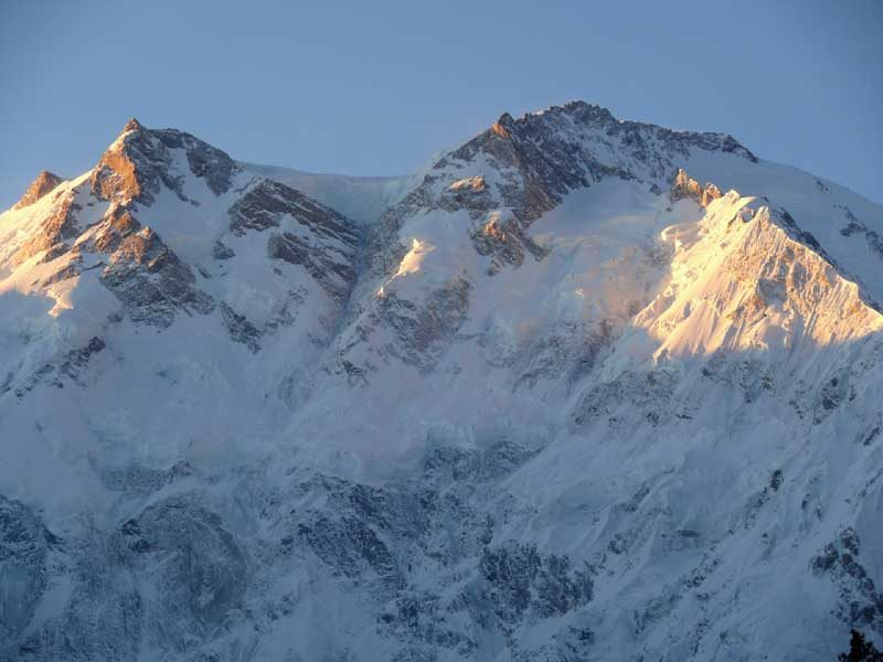 Nanga Parbat Peak Expedition