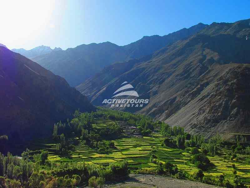 Villages from Skardu to Hushe Valley