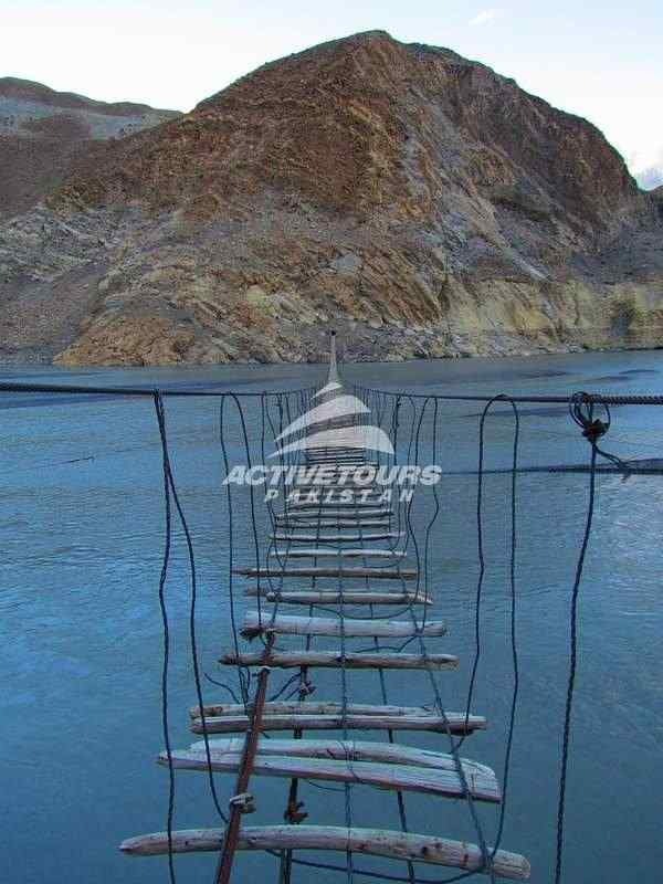 Tourist attraction in North Pakistan