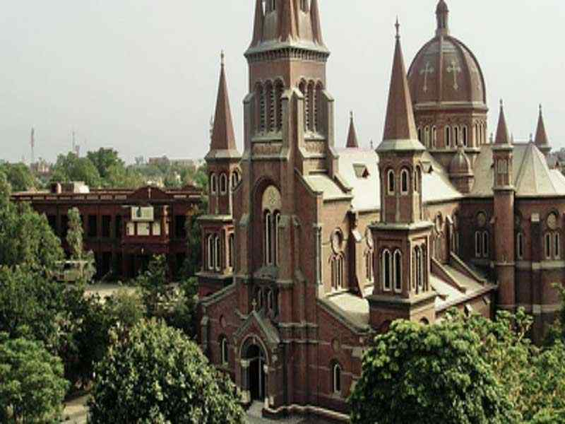 Churches in Sialkot, Faisalabad, Gujranwala