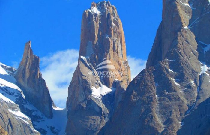Climb Trango Tower