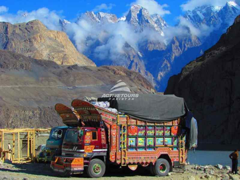 Shimshal Valley Travel information