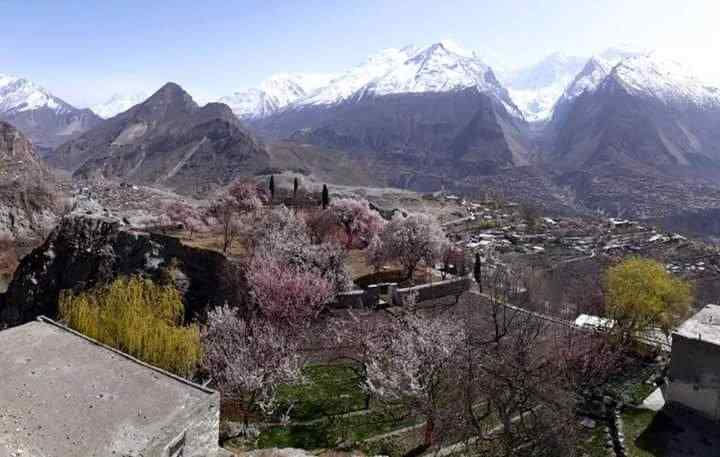 Tour packages for Hunza Valley