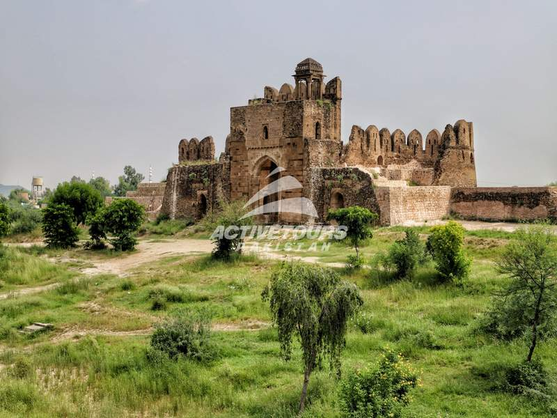 Rohtas Fort Tour