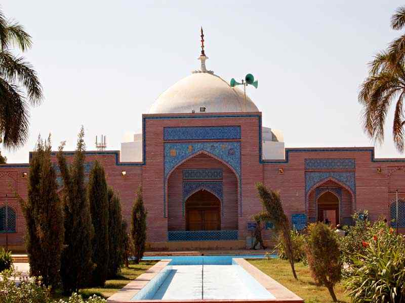 Shah Jahan Mosque, Thatta - UNESCO World Heritage Centre