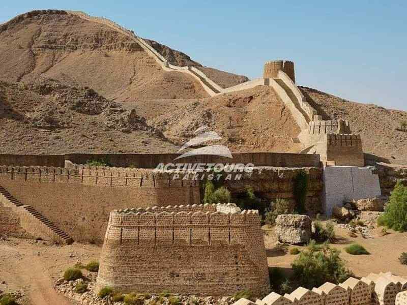 visit ranikot fort, sindh, Pakistan, Tour of Sindh, Pakistan