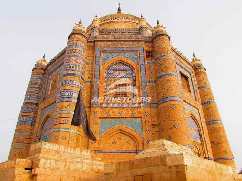 Multan Shrines visit, Tour of Multan and surrounding areas